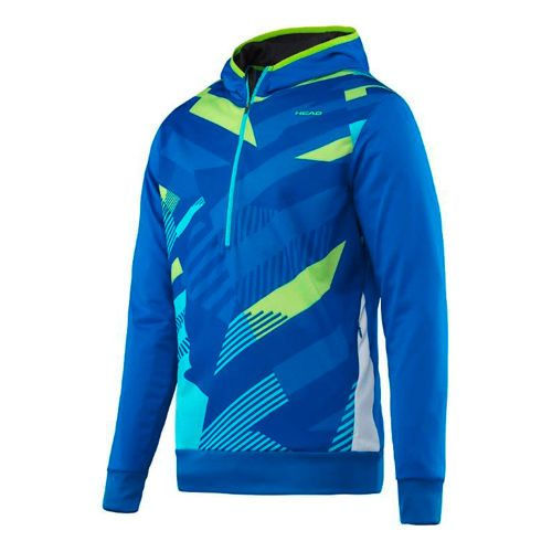 HEAD Vision Coby Tech Hoody - Blue, Light Blue