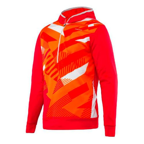 HEAD Vision Coby Tech Hoody - Lightred, Orange