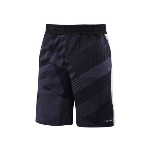 HEAD Vision Clay Knitted Shorts - Black, White