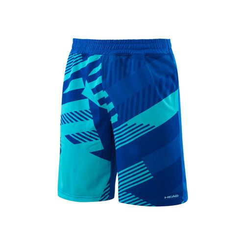 HEAD Vision Clay Knitted Shorts - Blue, Light Blue