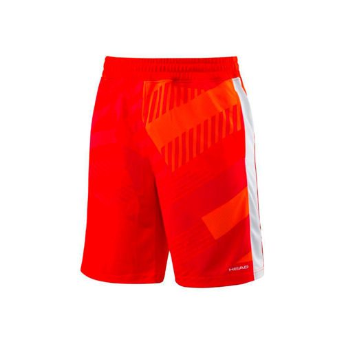 HEAD Vision Clay Knitted Shorts - Lightred, Orange