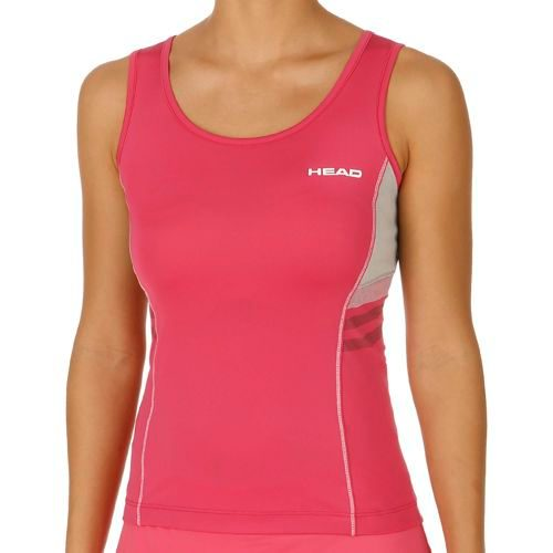 HEAD Club Top Women - Neon Pink