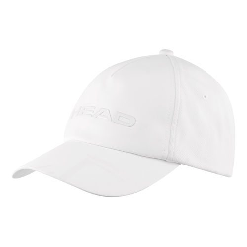 HEAD Performance Cap - White