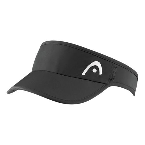 HEAD Pro Player Women's Visor Women - Black