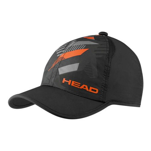HEAD Kid´s Light Function Cap Kids - Black