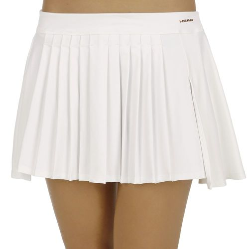HEAD Performance Couture Skirt Women - White, Gold