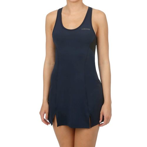 HEAD Club Dress Women - Dark Blue