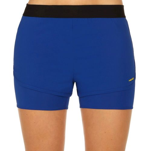HEAD Vision Shorts Women - Blue, Black