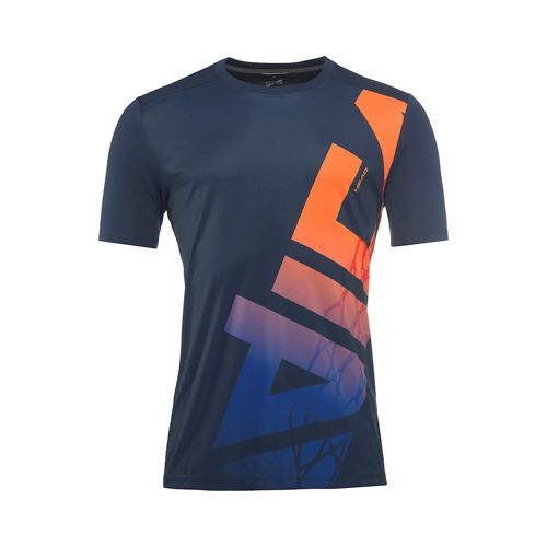 HEAD Vision Radical T-Shirt Boys - Dark Blue, Blue