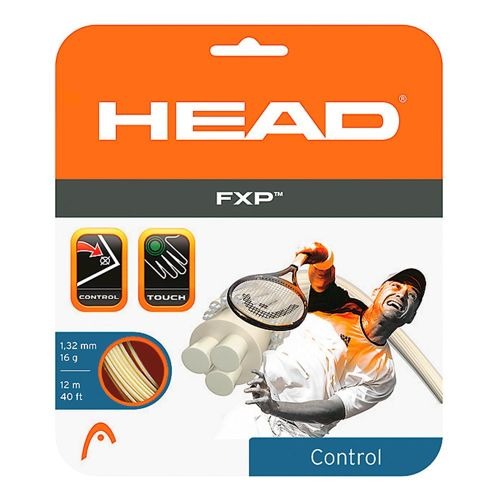 HEAD FXP String Set 12m - Ecru