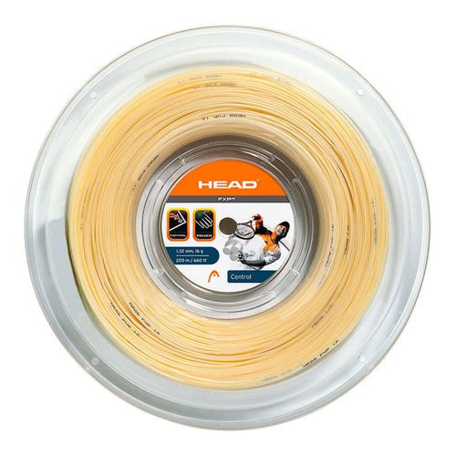 HEAD FXP String Reel 200m - Ecru