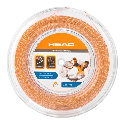 HEAD RIP Control String Reel 200m - Ecru