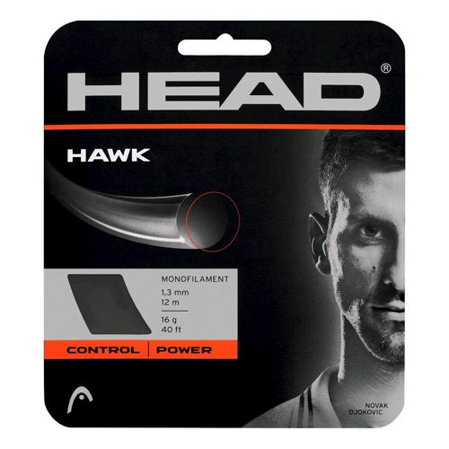 HEAD Hawk String Set 12m - White
