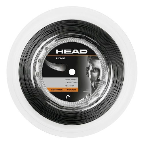 HEAD Lynx String Reel 200m - Anthracite