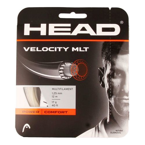 HEAD Velocity MLT String Set 12m - Ecru