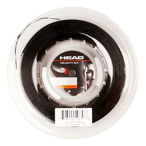 HEAD Velocity MLT String Reel 200m - Black