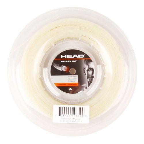 HEAD Reflex MLT String Reel 200m - Ecru