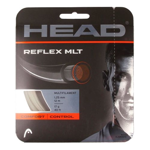 HEAD Reflex MLT String Set 12m - Ecru