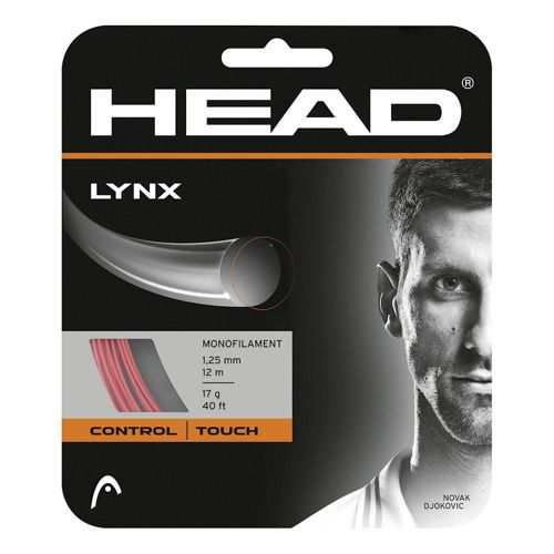 HEAD Lynx String Set 12m - Red
