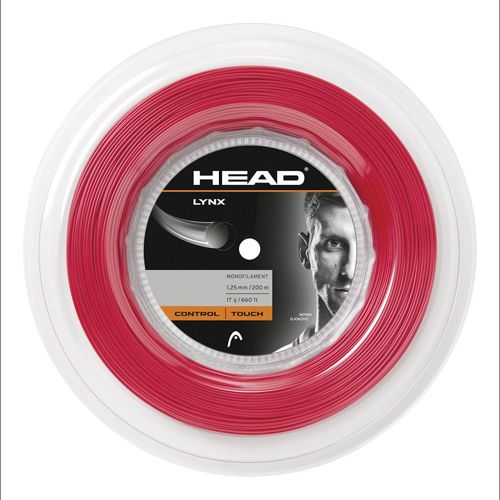 HEAD Lynx String Reel 200m - Red