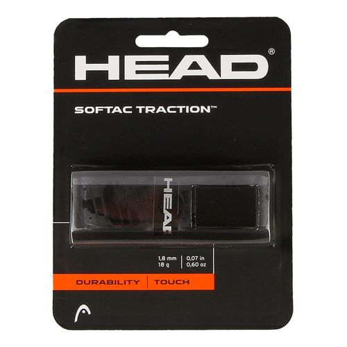 HEAD SofTac Traction 1 Pack - Black