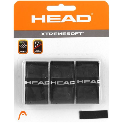 HEAD Xtreme Soft 3 Pack - Black
