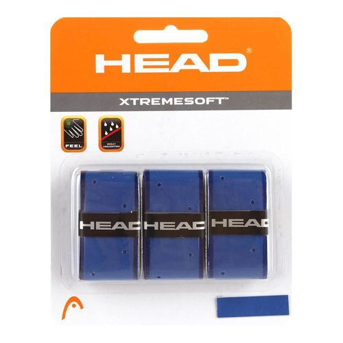 HEAD Xtreme Soft 3 Pack - Blue
