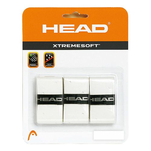 HEAD Xtreme Soft 3 Pack - White
