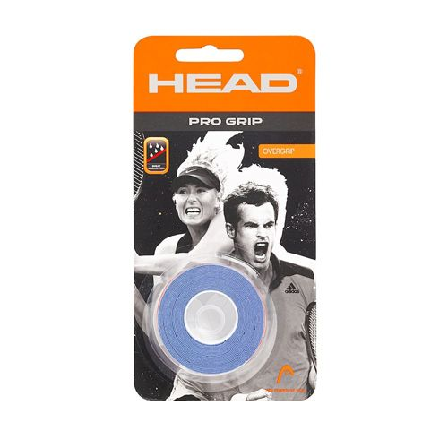 HEAD Pro Grip 3 Pack - Blue