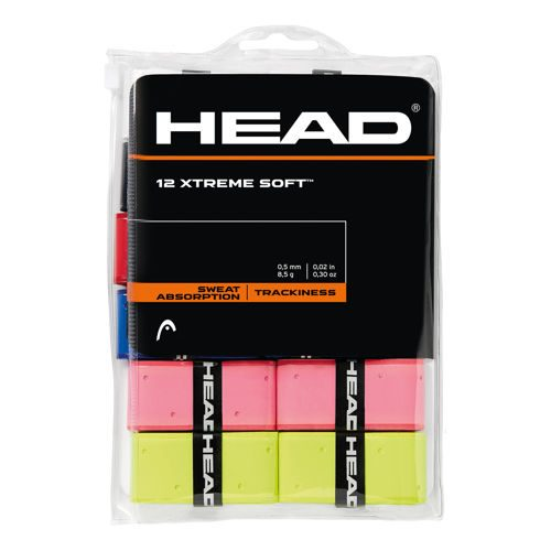 HEAD Xtreme Soft 12 Pack - Multicoloured