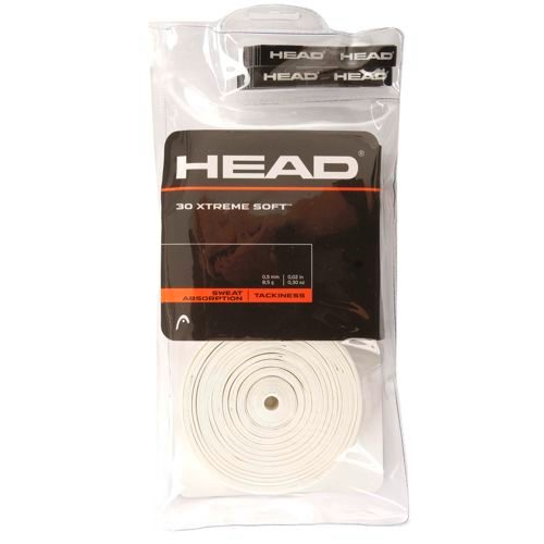 HEAD Xtreme Soft 30 Pack - White