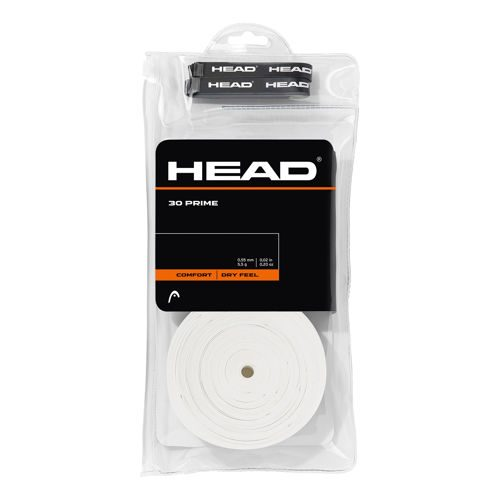 HEAD Prime 30 Pack - White