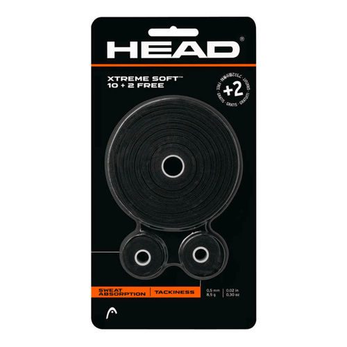 HEAD Xtreme Soft 12 Pack - Black