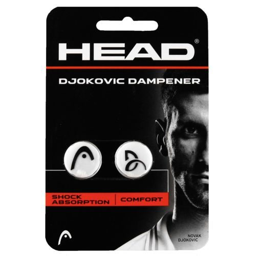 HEAD Dampener 2 Pack - White