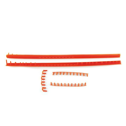 HEAD Radical Graphene Pro Player Cap Grommet Set - Orange