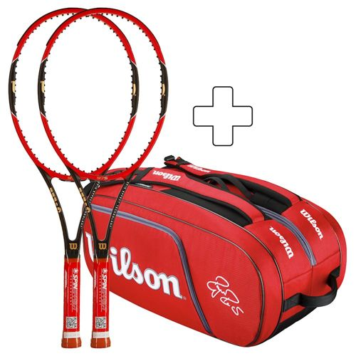 Wilson Pro Staff 97S Plus Tennis Bag