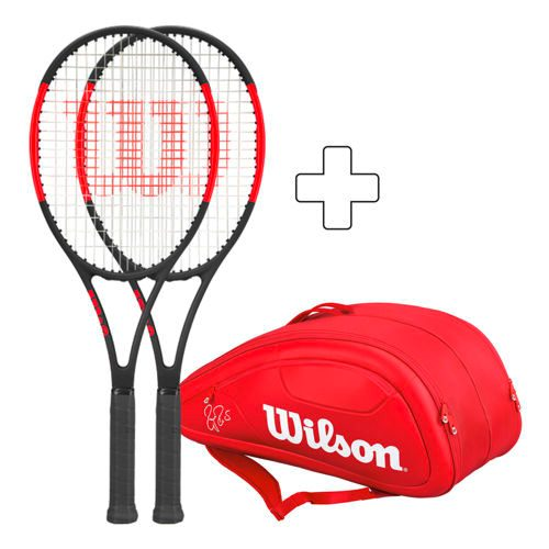 Wilson 2 X Pro Staff 97 2016 Plus Tennis Bag