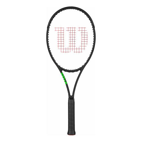 Wilson Blade 98 16x19 Countervail Black Tour Racket