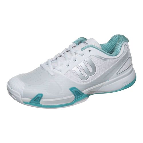 Wilson Rush Pro 2.0 Clay Court Clay Court Shoe Women - White, Light Green