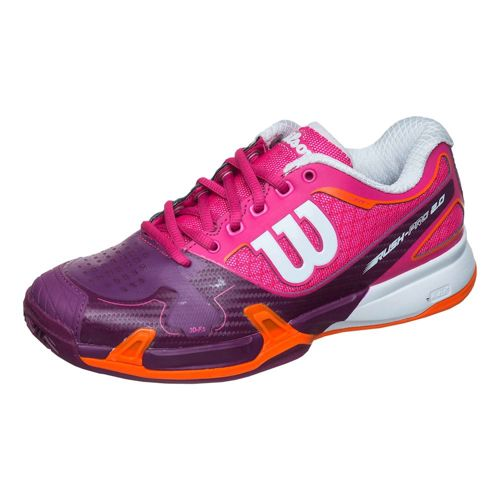 Wilson Rush Pro 2.0 Clay Court Clay Court Shoe Women - Pink, Violet