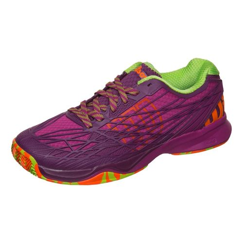 Wilson Kaos Clay Court Clay Court Shoe Women - Violet