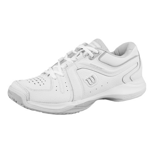 Wilson Nvision Premium All Court Shoe Women - White