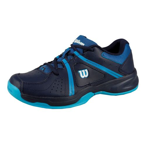 Wilson Envy All Court Shoe Kids - Blue