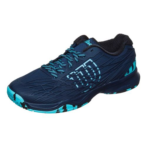 Wilson Kaos All Court Shoe Men - Dark Blue, Turquoise