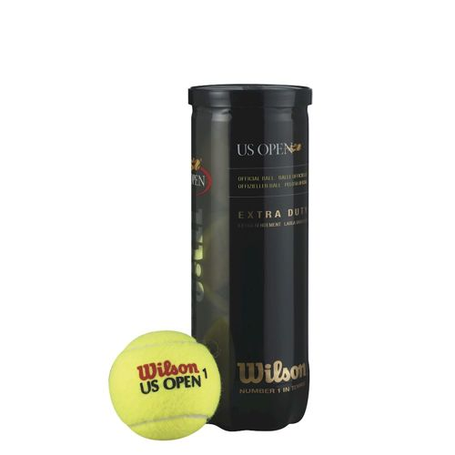Wilson US Open 3 Ball Tube
