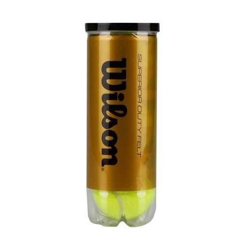Wilson Sting Gold 3 Ball Tube