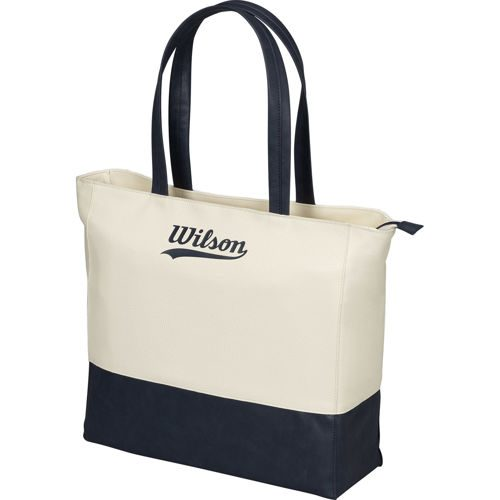 Wilson Heritage Tote Sports Bag - White, Blue
