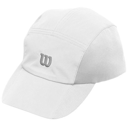 Wilson Rush Stretch Woven Cap - White
