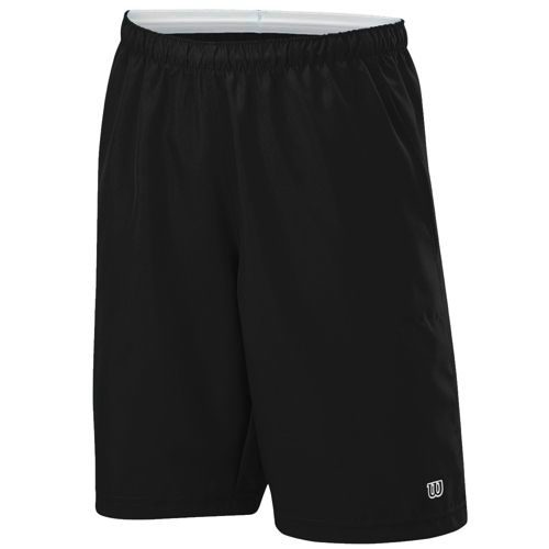 "Wilson Rush 8"" Woven Shorts Boys - Black"