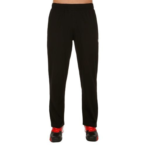 Wilson Core Performance Open Cuff Cotton Pant Training Pants Men - Black, White